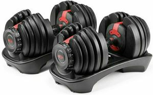 Brand new pair of Bowflex 552 Adjustable Dumbbells. for Sale in Los Angeles, CA