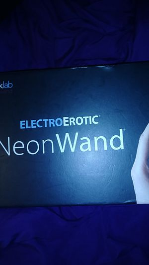 ElectroErotic NeonWand for Sale in Portland, OR