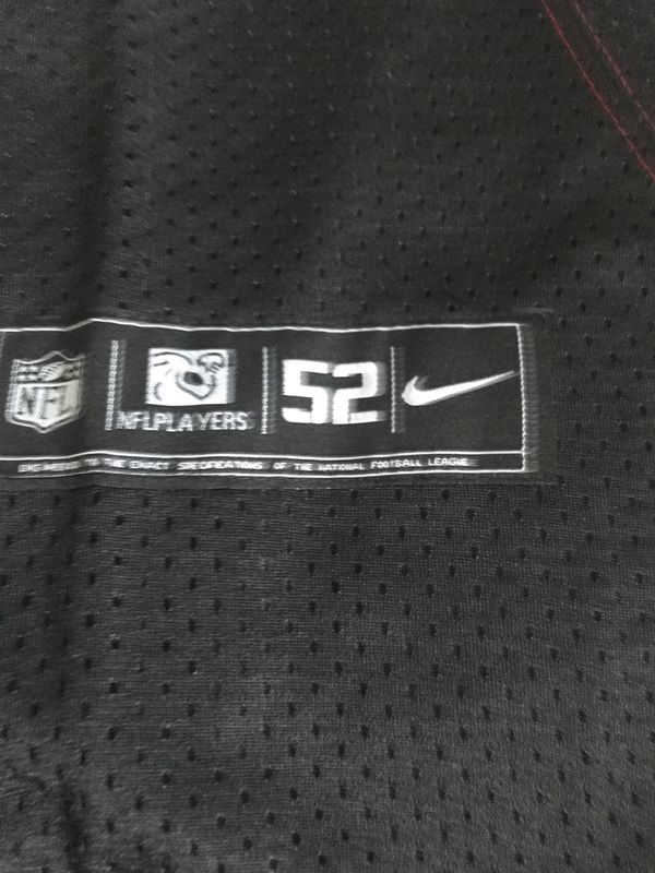 New England patriots Brady Jersey XL