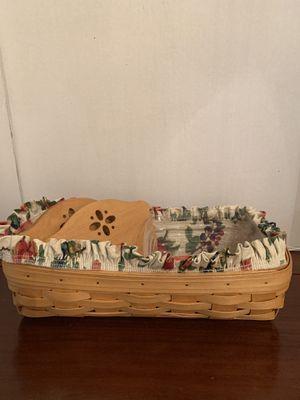 Longaberger bread basket for Sale in Manhasset, NY