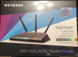 BRAND NEW!! Netgear DSL Modem Router for Sale in Deltona, FL
