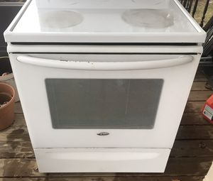 Electric Stove for Sale in Three Rivers, MI
