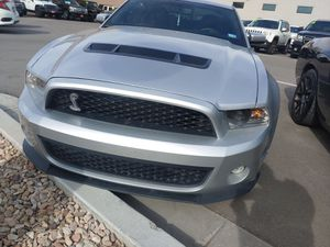 2012 FORD MUSTANG SHELBY GT500 RWD for Sale in South Salt Lake, UT