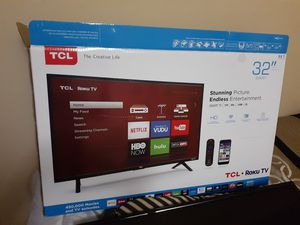 TCL roku TV 32 inch for Sale in Shelby, NC