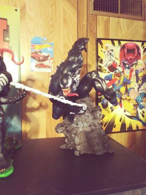 Marvel Venom Kabuki statue for Sale in Smithville, MO