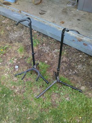 2 guitar stands for Sale in Marengo, OH