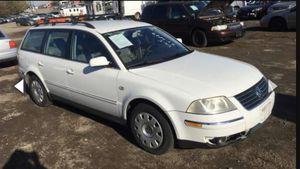 2002 Volkswagen Passat (4 motion) for Sale in Washington, DC