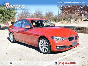 2018 BMW 3 Series for Sale in McKinney, TX