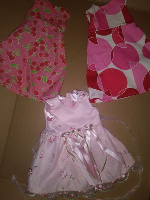 "18"" Doll dresses for Sale in Chesterfield, VA"
