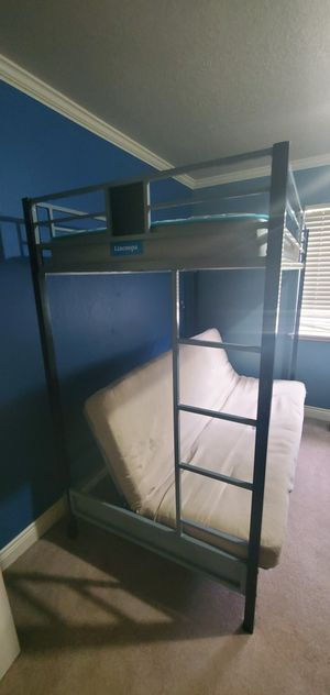 Bunk bed futon for Sale in Moxee, WA