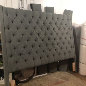 King Headboard And Sideboards for Sale in Vancouver, WA