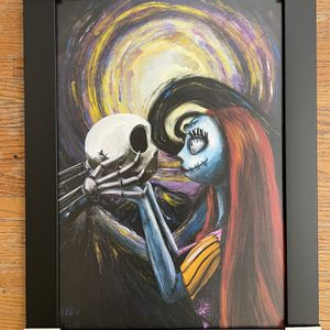 Nightmare Before Christmas Wall Decor for Sale in Port Hueneme, CA