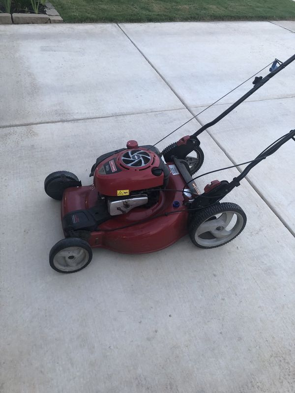 Craftsman 22 inch self propelled lawn Mower