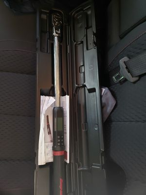 Snap on electric torque wrench for Sale in HUNTINGTN BCH, CA