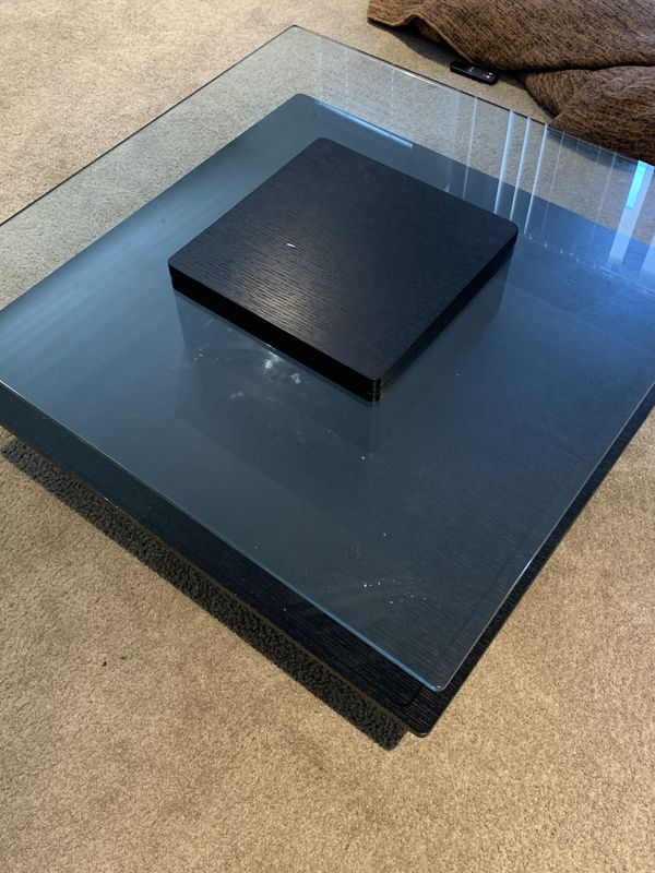 Glass Coffee Table From Dania For Sale In Seattle Wa