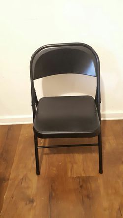 Like New Metal Chair for Sale in Detroit,  MI