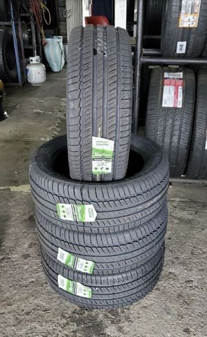 225/50/17 new tires for $340 with balance and installation we also finance {contact info removed} Dorian 7637 airline dr houston TX 77037 for Sale in Houston, TX
