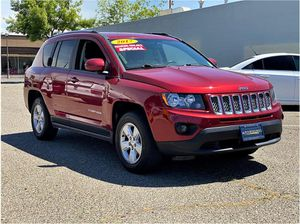 2017 Jeep Compass for Sale in Merced, CA