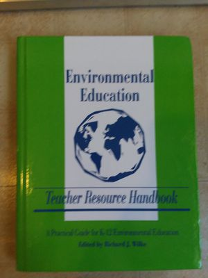 Environmental Education Teacher Resource Handbook: A Practical Guide for K-12 for Sale in Hyattsville, MD