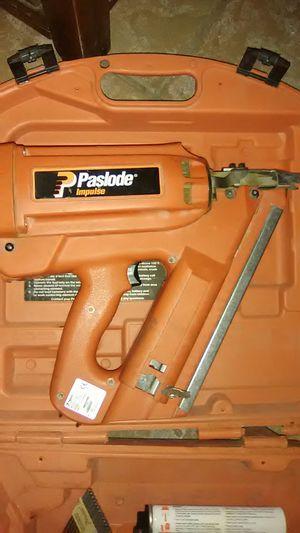 Paslode Impulse Nail Gun Cordless for Sale in Phoenix, AZ