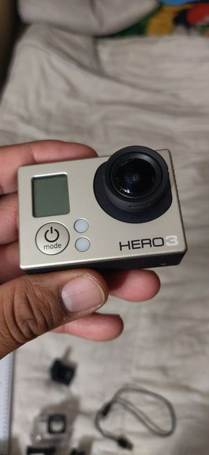 GoPro hero 3 for Sale in Orange, CA