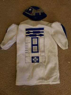 Star wars r2d2 toddler t2 - t4 Halloween costume like new for Sale for sale  Vancouver, WA