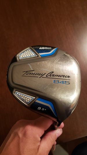 Tommy Armour 845 stiff shaft driver for Sale in Marysville, WA