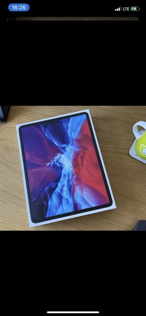 iPad 12.9 inch 128 gb , Never used ,unopened box brand new for Sale in Tampa, FL