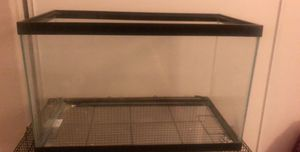 HAMSTER/FISH/GERBIL/RAT CAGE for Sale in Beaumont, CA