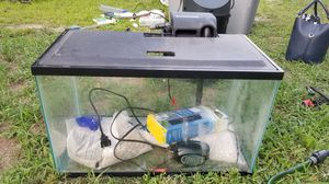 Misc aquarium supplies for Sale in Fitchburg, MA