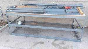 Heavy duty metal shelving for Sale in Hawthorne, CA