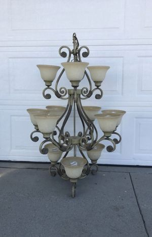 Two Chandeliers for Sale in Downey, CA