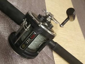 "PENN 330GTI Graphite Fishing Reel & Penn Power stick PC3866 HM 6'6"" Rod Combo for Sale in Norwalk, CT"