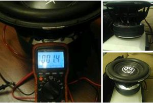 Subwoofer for Sale in Wauchula, FL