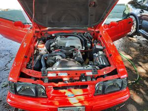1992 Foxbody mustang Limited Addition Convertible 5.0 LX WITH ONLY 72,000 MILES THERE IS ONLY 787*made for Sale in Lowell, MA