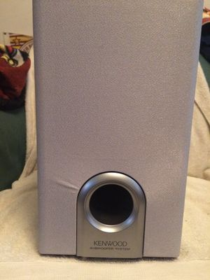 "Kenwood SW-07HT S 6"" Woofer for Sale in Fairfax, VA"