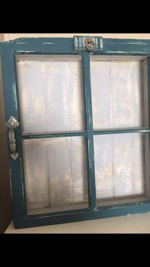 Repurposed vintage window frame for Sale in Tallahassee, FL