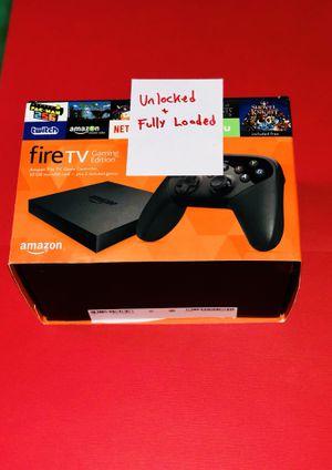 NEWEST!! 🔓UNLOCKED AMAZON🔥FIRE 4K Stick or Mini Box! Pickup in Elizabeth today for Sale in Union, NJ