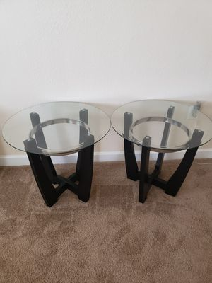 Side tables for Sale in Oxon Hill, MD