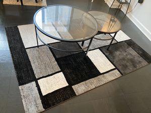 Coffee Table in Black for Sale in Arlington, VA