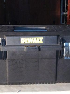 DeWalt rolling tool box for Sale in Oak Glen, CA