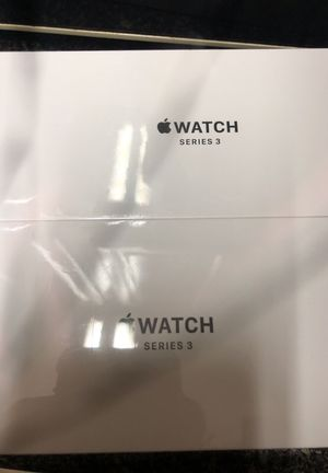 Apple watches brand new it is for pick up only at public location for Sale in Baltimore, MD