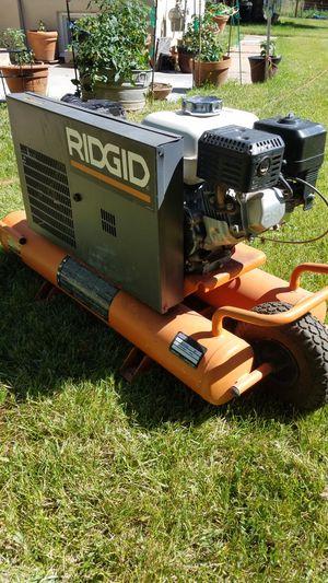 Rigid Honda gas compressor for Sale in Morgan, UT