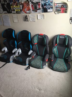 Good car seats for Sale in Gaithersburg, MD