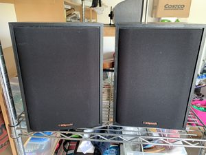 Klipsch Speakers (Set of 3) for Sale in Carlsbad, CA