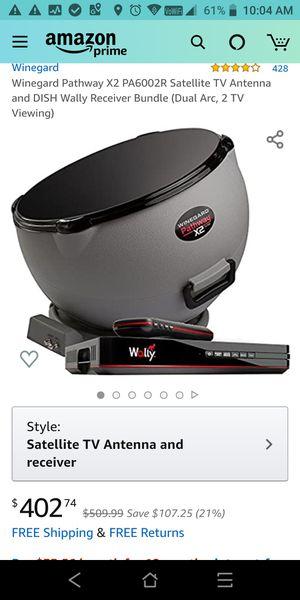 Portable satellite antenna for Sale in Austin, TX
