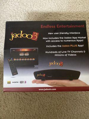Jadoo 3 for Sale in Kent, WA