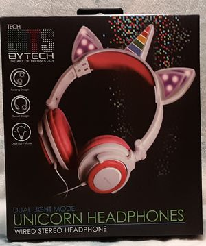 Unicorn Headphones for Sale in Mableton, GA