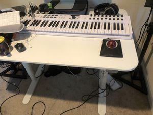 "Standing desk Mortorized Bekant IKEA 47 1/4x31 1/2 "" for Sale in Foster City, CA"