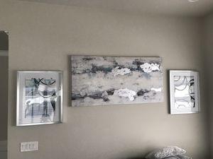 Z gallerie Art for Sale in Bristow, VA